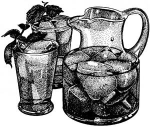 Brewed Iced Tea