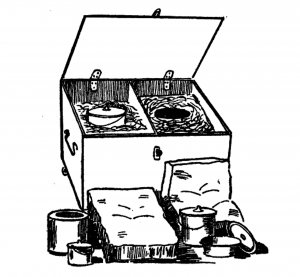 Hay Box Cooker