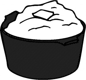 Mashed Potato Pot