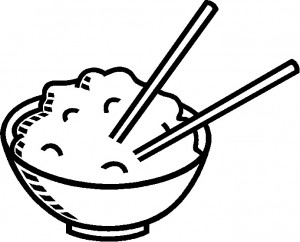 Chopstick Rice
