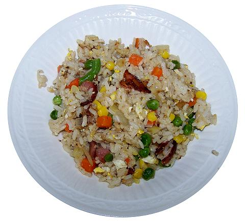 Gluten Free Fried Rice