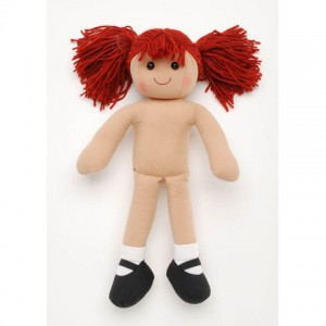 Darice Rag Doll