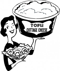 Tofu Cottage Cheese