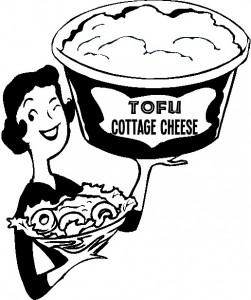 Tofu Cottage Cheese
