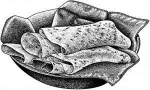 hot tortillas