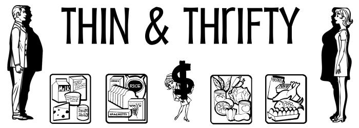 Thin & Thrifty
