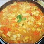 African Chicken & Peanut Butter Stew