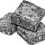 Oat-Flour Fudge Brownies
