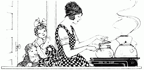 1920's Cooking