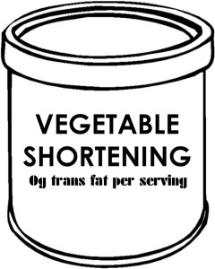 vegetableshortening