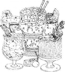 Frou-Frou drinks