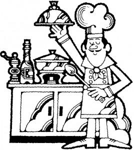 Chef Beef Stroganoff
