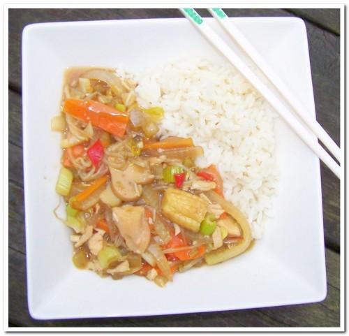 classic chop suey  frugal abundance