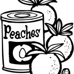 Peach Crisp From Canned Peaches